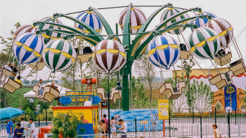 Balloon Race - Zamperla