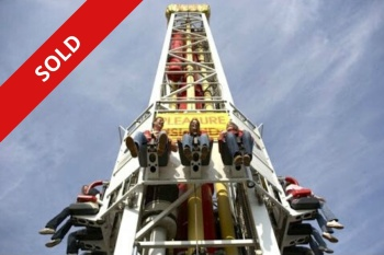 Shot & Drop Tower - S&S - SOLD
