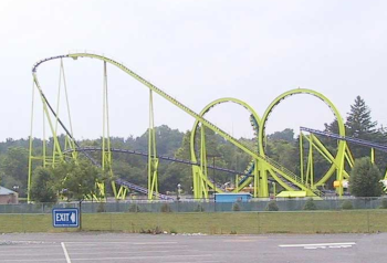 Double Loop Coaster