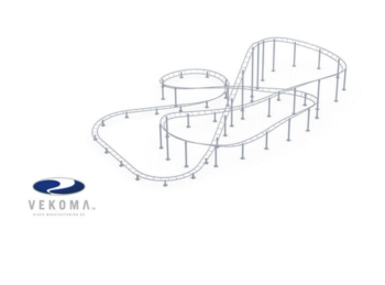 Junior Coaster - 335 meters