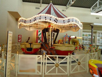 Musical Carousel - Zamperla