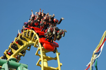 Suspended Looping Coaster